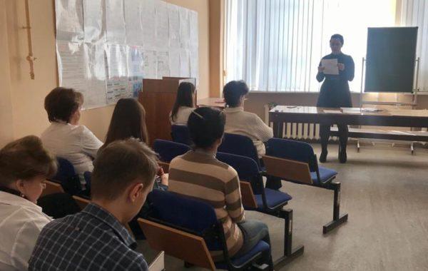 Проведение технического обучения требованиям международного стандарта в филиале ЦЛАТИ по Астраханской области.